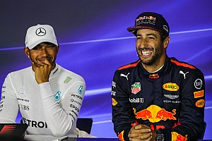 Formula 1 Breaking news Hamilton: Teaming up with Ricciardo would be a