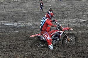 MXGP Breaking news Hujan dan trek berlumpur, Race 2 MXGP Indonesia dibatalkan