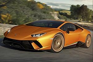 Automotive Nieuws Lamborghini trekt doek van Huracán Performante