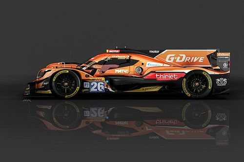Rusinov seals WEC LMP2 return as G-Drive partners TDS