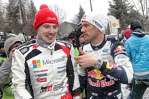WRC Breaking news Latvala admits he tried too hard to copy Ogier at Volkswagen