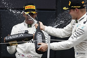 F1 signs deal with $3000-per-bottle Carbon champagne brand