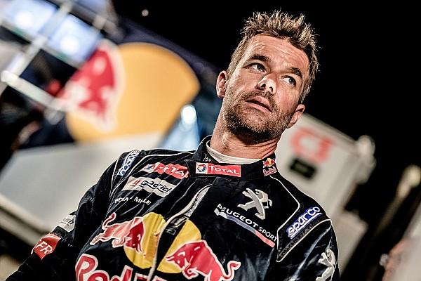 Loeb au Rallye du Maroc: