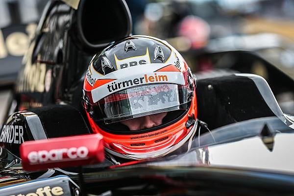 Formula V8 3.5 Reporte de la carrera La Fórmula V8 3.5 acaba con podio de Tatiana Calderón y victoria de Binder