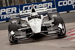 IndyCar Practice report Toronto IndyCar: Pagenaud excels in second practice
