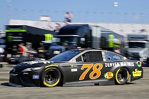 NASCAR Cup Gara Martin Truex Jr. domina e conquista la vittoria in Kentucky