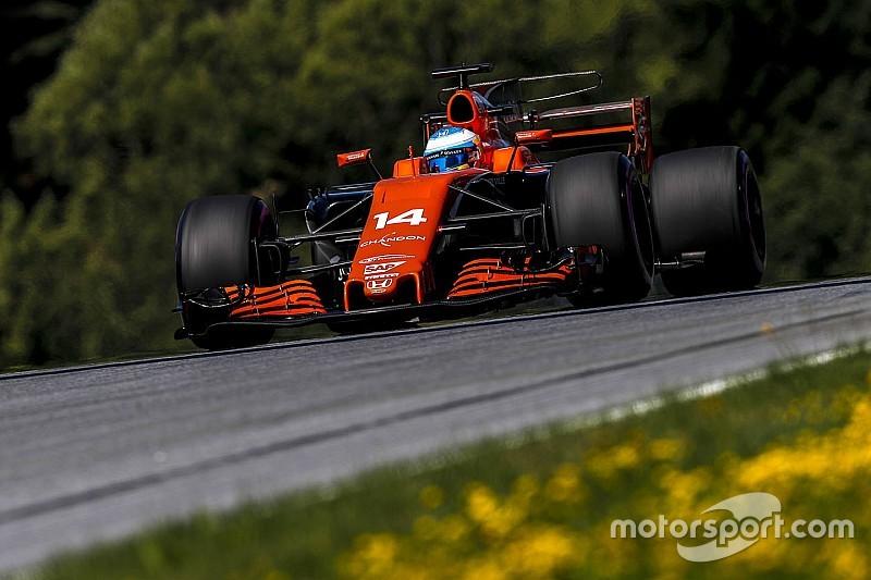 Alonso kembali ke spek lama mesin Honda