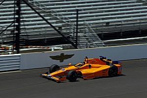 IndyCar Prove libere Video live: quinta giornata di libere alla Indy 500 per Alonso