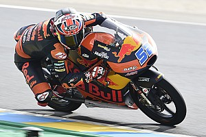 Moto3 Nieuws Kent vervangt geblesseerde Antonelli op de Sachsenring