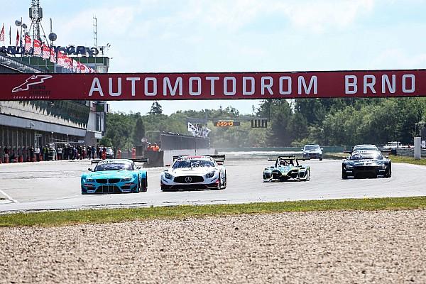3H ECC: a Brno si impone la Mercedes AGM GT3 dei fratelli Zumstein