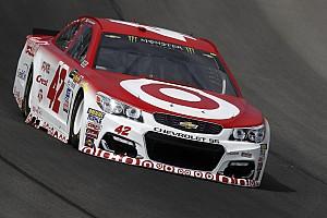 NASCAR Cup Reporte de prácticas Larson manda en la segunda práctica en NASCAR y Suárez en 14°