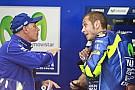 Hivatalos: Rossi edzés közben lábtörést szenvedett