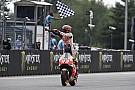 Pour Márquez, ses succès sur le Sachsenring et à Brno ont été décisifs