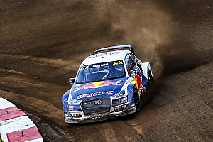 WK Rallycross Nieuws Onzekerheid over toekomst WRX-team Ekström