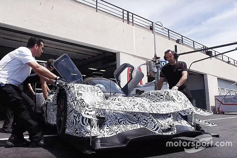 El nuevo Acura DPi fue presentado en Paul Ricard