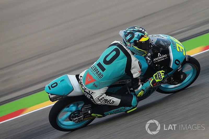 Mir berpeluang besar kunci gelar juara Moto3