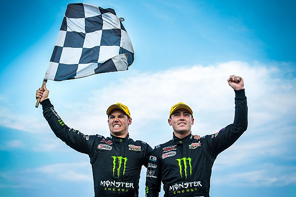 Supercars Race report Sandown 500: Waters and Stanaway charge to maiden Supercars win