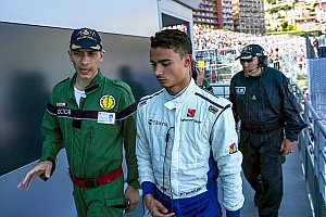 Формула 1 Новость Врачи проследят за состоянием Верляйна после аварии в Монако