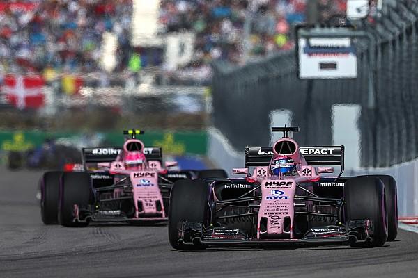 Performa Force India seperti