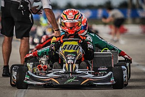 Kart Qualifying report FWT 2017 Rok qualiying report