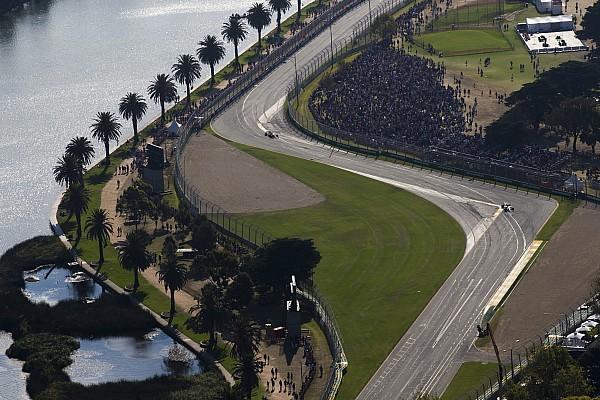 Formula 1 Breaking news FIA tambah zona DRS ketiga di ronde pembuka F1 2018