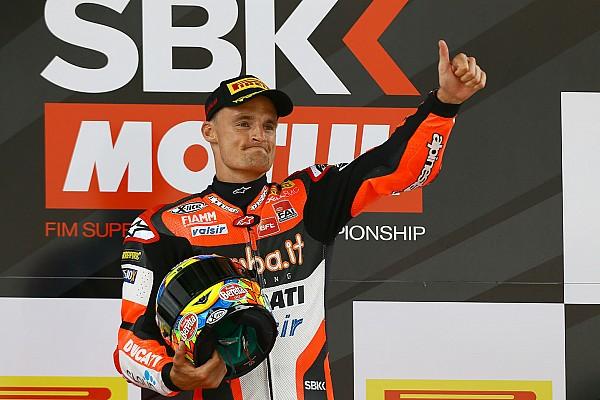 WSBK Un coup double source d'espoirs pour Ducati