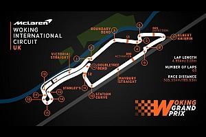 F1 Noticias de última hora McLaren anuncia los planes para un GP en Woking en tono de broma