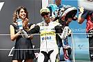 Moto2 Au Red Bull Ring, podium et sourires pour Thomas Lüthi
