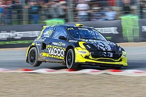 Ралі-Крос Важливі новини Шішері виступить у шести етапах World RX 2017 року за кермом Renault Clio