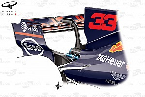 Fórmula 1 Noticias Análisis técnico: la aerodinámica de Red Bull condicionó su GP de Bélgica