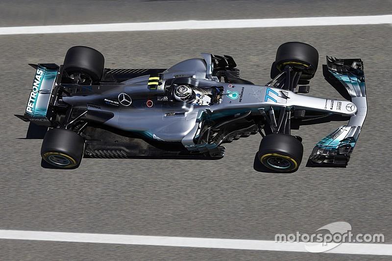 Довга колісна база Mercedes не буде недоліком у Монако — Боттас