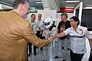 Формула 4 Моніша Кальтенборн повернулася до автоспорту