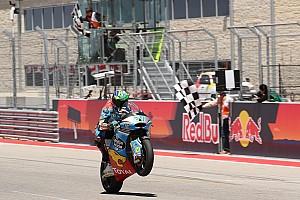 Moto2 Race report Moto2 Amerika: Morbidelli cetak hat-trick