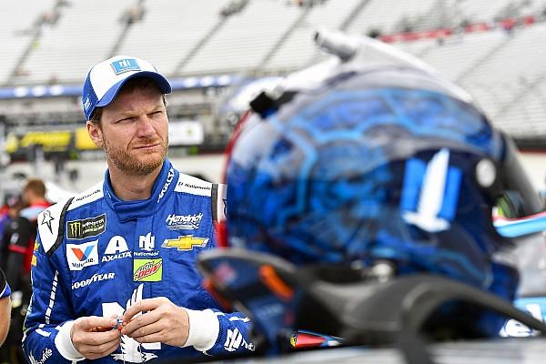 NASCAR Cup Breaking news Dale Jr. wrecks at Bristol:
