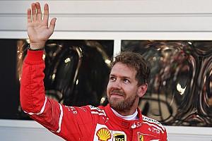 F1 排位赛报告 俄罗斯大奖赛排位赛:维特尔摘下杆位,法拉利时隔127场锁定头排