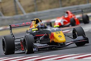 Formula Renault Race report Eurocup Hungaroring: Ticktum juara Race 1, Presley finis P9 Rookie