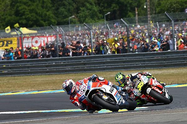 MotoGP Новость Кратчлоу поставил себя на один уровень с Довициозо