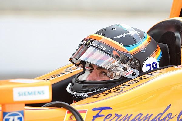 IndyCar Prove libere Video live: Alonso torna in pista per le libere del lunedì della Indy 500