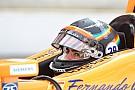 IndyCar Video live: Alonso torna in pista per le libere del lunedì della Indy 500