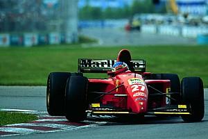 Формула 1 Ностальгія Відео: майстер-клас Алезі з приборкування Ferrari під дощем