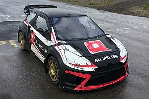 World Rallycross Son dakika Munnich, Solberg'in eski WRX aracıyla yarışacak