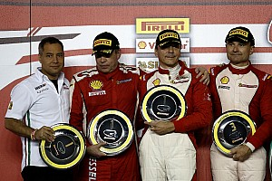 Ferrari Race report Daytona Ferrari World Finals: Loefflad wins Coppa Shell world title