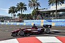 Indy Lights St Pete Indy Lights: Telitz wins opener after wild first corner