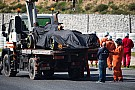 【F1】マクラーレン厳しすぎるオフテスト。最後は電気系トラブルが襲う