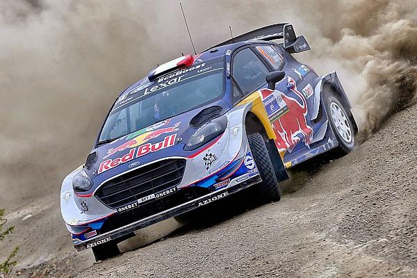 WRC Ultime notizie Messico: Ogier mantiene il 2° posto. Il cambio usato è regolare