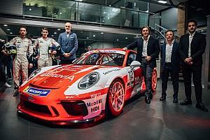 AB Racing ha svelato il 2019 in Carrera Cup Italia: