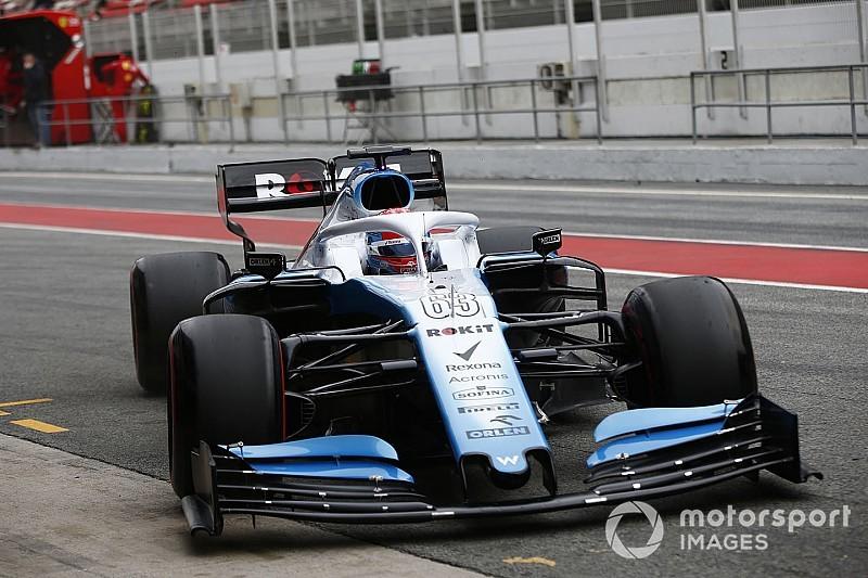 Керівництво Williams дізналося про затримку з машиною в останній момент
