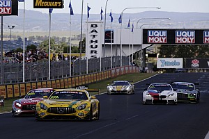 'Intensity' led to van Gisbergen Bathurst breakdown