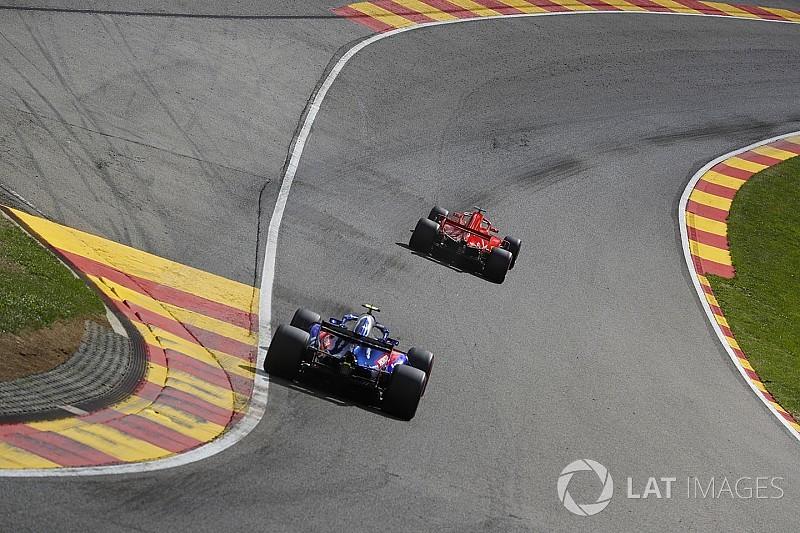 Formel 1 Belgien 2018: Die Startaufstellung in Bildern