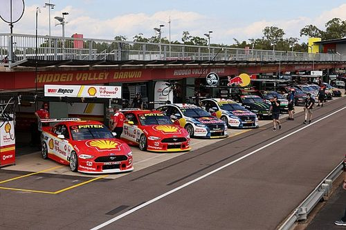 2021 Supercars Darwin Triple Crown session times and preview